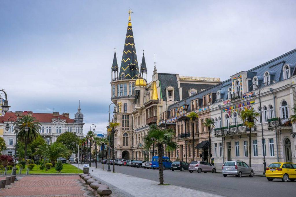 Открыть мультивалютный расчетный счет в Грузии без посещения банка