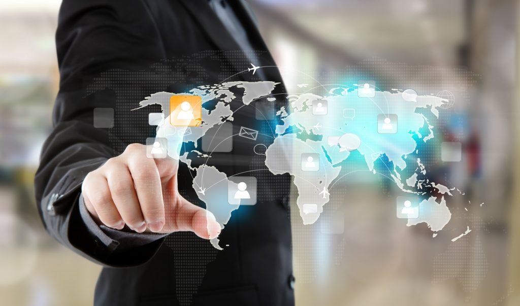 Виртуальная зона Международная компания
